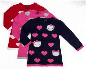Váy len Gap hình Hello Kitty